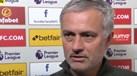 José Mourinho: «Quando se marca primeiro contra uma equipa cabisbaixa o jogo fica quase resolvido»