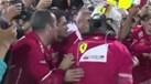 Mecânicos da Ferrari até já têm música para a Gina de Vettel