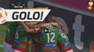 Desvio de Keita enganou Cristiano e valeu novo golo para o Marítimo