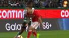 Gelson Martins voltou brilhar diante de Grimaldo