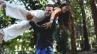 Ederson celebra mais um ano de casado