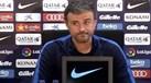 A reação de Luis Enrique a comentário que indignou o Barcelona