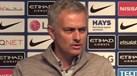 Sabe como estava Agüero no túnel depois da cabeçada de Fellaini? Mourinho revela...