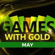 Jogos com Gold: Títulos de maio revelados...