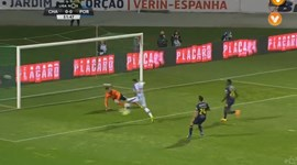 Foi assim que Soares colocou o FC Porto em vantagem
