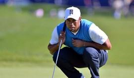 Tiger Woods falha Masters de Augusta