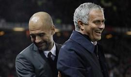 Mourinho é contra os jogos particulares de Seleções... e Guardiola concorda com o rival