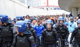 Feira Popular obriga a mudança da caixa de segurança do FC Porto