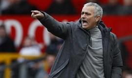 Manchester United-West Bromwich, 0-0 (1.ª parte)
