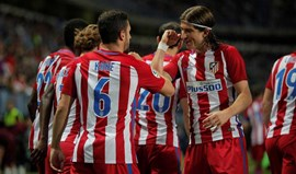 Atlético Madrid vence e 'pressiona' Sevilha