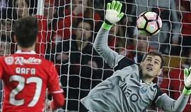 Casillas novamente herói portista: Veja as defesas que levaram a Luz ao desespero