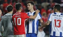 Jonas: «Festa do FC Porto no final resume tudo»