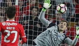 Defesas de Casillas com nota Maxi