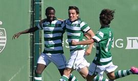 Sporting entra a vencer na fase de apuramento de campeão