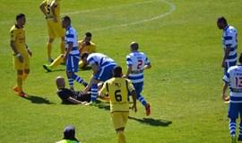 Marco Gonçalves defende-se da agressão ao árbitro: «Não me lembro de o ter agredido»