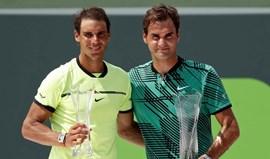 Federer: «Estou feliz por estarmos aqui juntos»