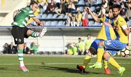 A crónica do Arouca-Sporting, 1-2: Serviços mínimos foram suficientes