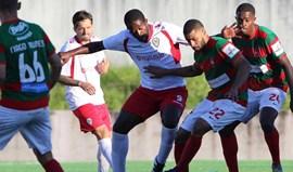 Zona Norte: Golo de Oliveira dá liderança ao Marítimo B