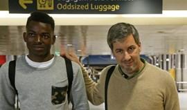 Bruno de Carvalho levou 'pérola' para Angola