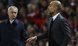 Shaw comparado a Hart: como Mourinho pode ter 'picado' Guardiola outra vez
