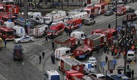 Rússia: Bomba artesanal na origem da explosão