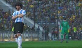 PES 2017: Processo de Maradona com fins solidários