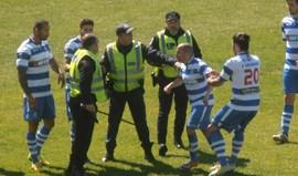 Marco Gonçalves proibido de contactar árbitros e entrar em recintos desportivos