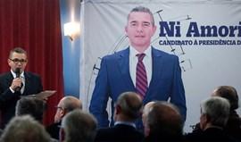 Ni Amorim apresentou lista às eleições da FPAK