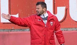 Filipe Cândido deixa Salgueiros