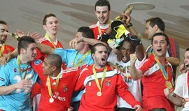 Portugal poderá passar a colocar duas equipas na UEFA Futsal Cup