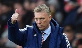 Sunderland 'segura' David Moyes apesar da polémica