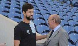 Marcelo Veiga lembra que Felipe foi vendido há 6 anos por 150 mil euros