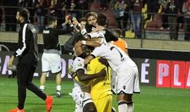 A crónica do Chaves-V. Guimarães: Braga também faz sorrir o Vitória