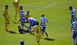 Jogos do Canelas sem árbitros
