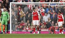 Arsenal jogou uma parte inteira contra o Man. City sem... capitão