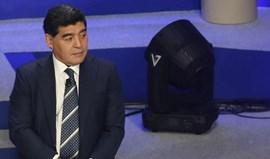 Maradona avisa Konami: «Aos 56 anos já não me enganam mais»