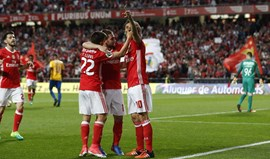 Benfica-Estoril, 3-3