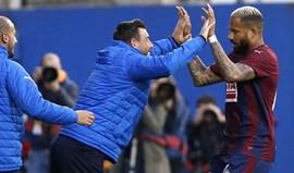 Bebé decisivo na vitória do Eibar sobre o Las Palmas