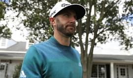 Dustin Johnson retira-se do Masters de Augusta devido a lesão