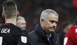 Mourinho talvez não se importasse de 'trocar' De Gea por esta dupla
