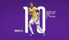 Orlando Pride confirma contratação de Marta