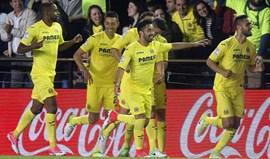 Villarreal bate Athletic Bilbao na abertura da jornada