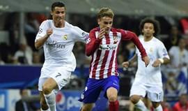 Há um 'plano secreto' para preparar a sucessão de Ronaldo no Real Madrid