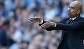Guardiola aplaudiu ontem Marco Silva, mas hoje a conversa é outra...