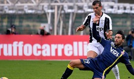 Bis de Higuaín na vitória da Juventus