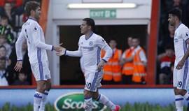 Chelsea vence e mantém vantagem de 7 pontos