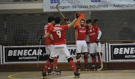 Benfica supera Sp. Tomar na Luz