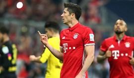 Bayern goleia Dortmund e fica mais perto do título