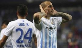 Barcelona perde em Málaga e não aproveita deslize do Real Madrid