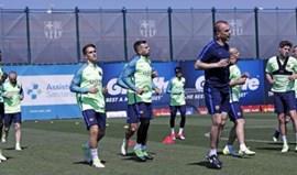 Luis Enrique chama disponíveis e indisponíveis para embate com a Juventus